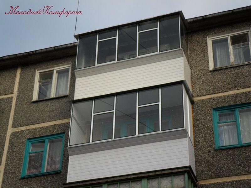 Отделка балконов в орле - внутренняя отделка балконов фото -.